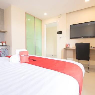 Phòng Deluxe - Khách sạn Palms Garden Saigon Apart'Hotel