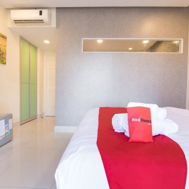 Phòng Standard - Khách sạn Palms Garden Saigon Apart'Hotel