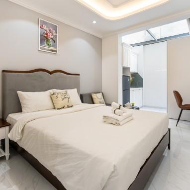 Phòng Superior Skyline - Royal Homies - SECC, Phú Mỹ Hưng