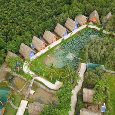 Khu du lịch sinh thái Hoàng Hảo