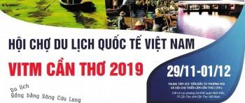 VITM Cần Thơ - Hội chợ Du lịch Quốc tế Cần Thơ 2019