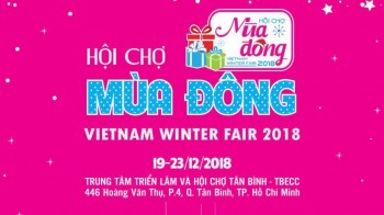 Hội chợ mùa đông 2018