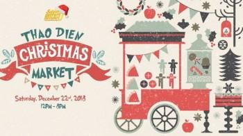 Thao Dien Christmas Market 2018 - Saigon Outcast