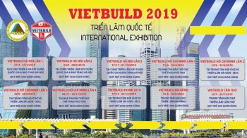 Triển lãm Quốc tế VietBuild TP.HCM lần thứ 2 năm 2019