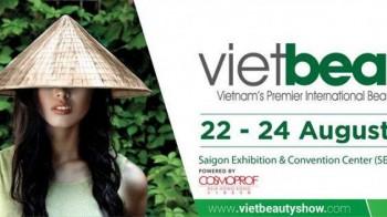 VietBeauty 2019 - Triển lãm Thương mại Quốc tế về ngành Làm đẹp tại Việt Nam