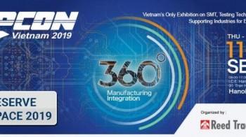 Triển lãm Quốc tế về Thiết bị, Công nghệ Hàn linh kiện bề mặt SMT và Công nghiệp Chế tạo Điện tử
