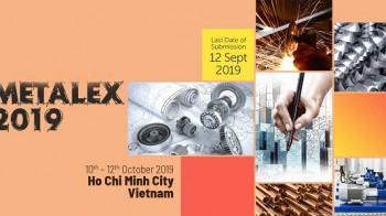 Metalex Vietnam 2019 - Triển lãm Quốc tế Thiết bị Máy móc và giải pháp Gia công Cơ khí