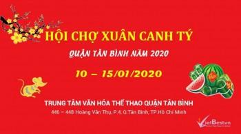Hội chợ Xuân Canh Tý Quận Tân Bình năm 2020
