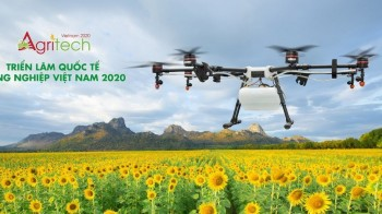 Agritech Vietnam 2020 - Hội chợ Quốc tế Nông nghiệp Việt Nam 2020