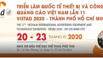 VietAd HCM 2020 - Triển lãm Quốc tế Thiết bị & Công nghệ Quảng cáo Việt Nam