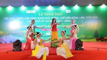 Hội chợ Triển lãm Công nghệ Nuôi trồng, Chế biến Nông, Lâm, Thủy sản TP.HCM lần III năm 2020