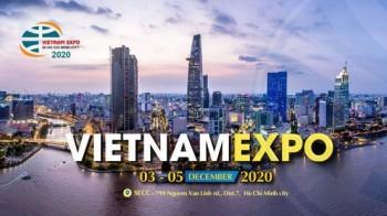 Vietnam Expo HCM 2020 - Hội chợ Thương mại Quốc tế Việt Nam lần thứ 18 tại TP.HCM
