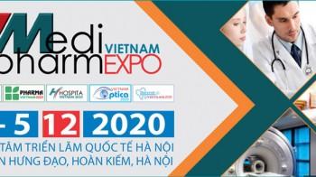 Medi-pharm Expo Hanoi 2020 - Triển lãm Quốc tế chuyên ngành Y Dược tại Hà Nội
