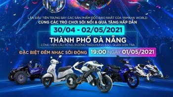Yamaha Expo - Triển lãm Yamaha Motor 'Khám phá chất riêng'