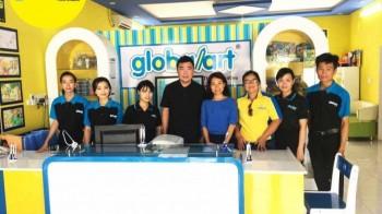 Global Art - Nhượng quyền thương hiệu hàng đầu thế giới về giáo dục sáng tạo cho trẻ em