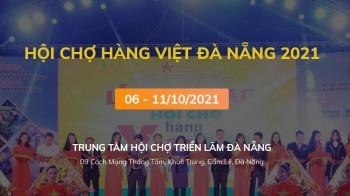 Hội chợ Hàng Việt Đà Nẵng 2021
