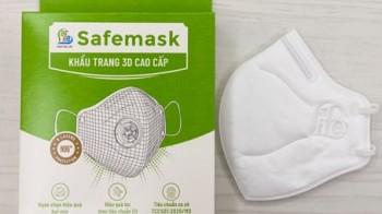 Khẩu trang Safemask 3D cao cấp N96+ không van - SafeLife Vietnam