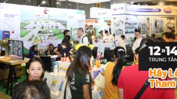 VietStock 2022 - Triển lãm chuyên ngành Chăn nuôi Thức ăn và Chế biến thịt tại Việt Nam
