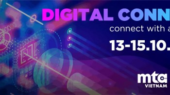 Digital Connect - Triển lãm trực tuyến chuyên ngành sản xuất chế tạo