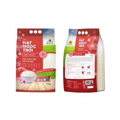 Gạo Hạt Ngọc Trời - Gạo Nhật