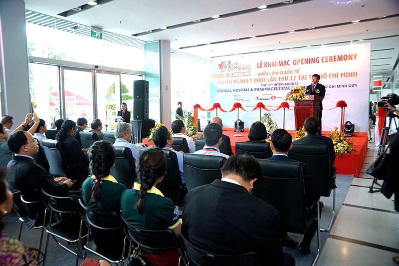 Hoạt động tại MEDI-PHARM EXPO VIETNAM 2019 TPHCM