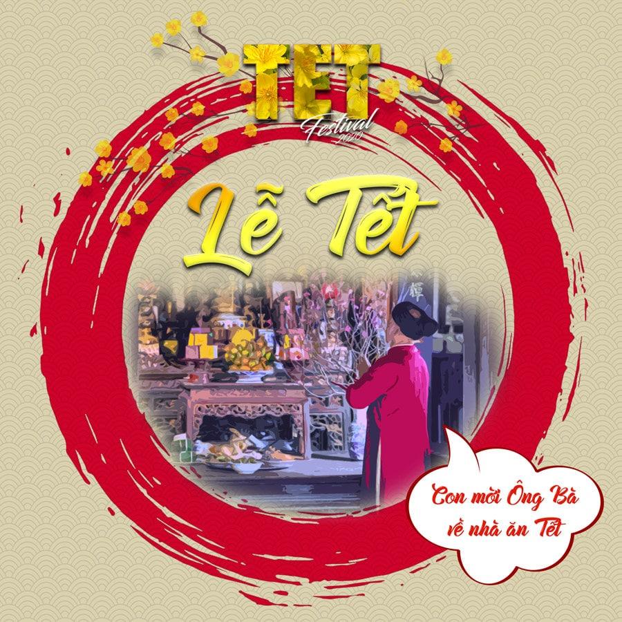 Hoạt động Lễ Tết tại TET FESTIVAL 2020 - Lễ Hội Tết Việt