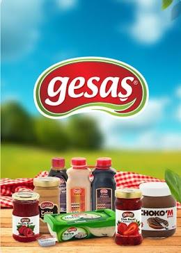GESAS GENERAL FOOD INC.: Bơ mè, bánh Halva, hạt vừng, mứt cacao, hạt phỉ