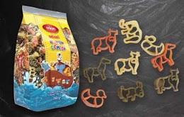 NUH'UN ANKARA MAKARNASI CO.,LTD: Các loại mỳ ống, mì xoắn, nui,...