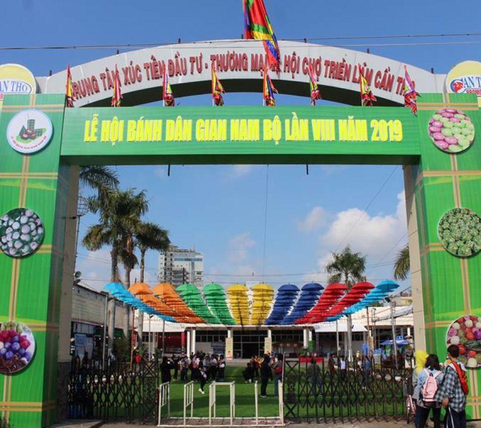 TRUNG TÂM HỘI CHỢ TRIỂN LÃM QUỐC TẾ CẦN THƠ (EFC) - 108A Lê Lợi, phường Cái Khế, quận Ninh Kiều, thành phố Cần Thơ
