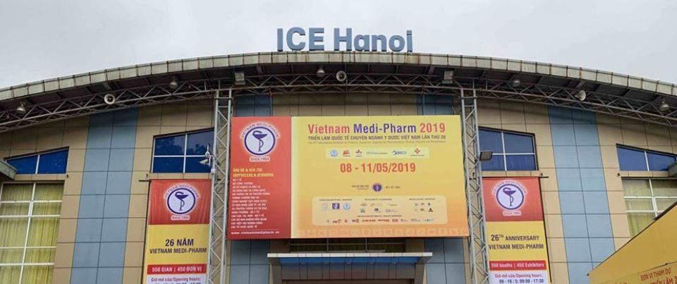 TRUNG TÂM TRIỂN LÃM QUỐC TẾ ICE HÀ NỘI - 91 Trần Hưng Đạo, Quận Hoàn Kiếm, Hà Nội