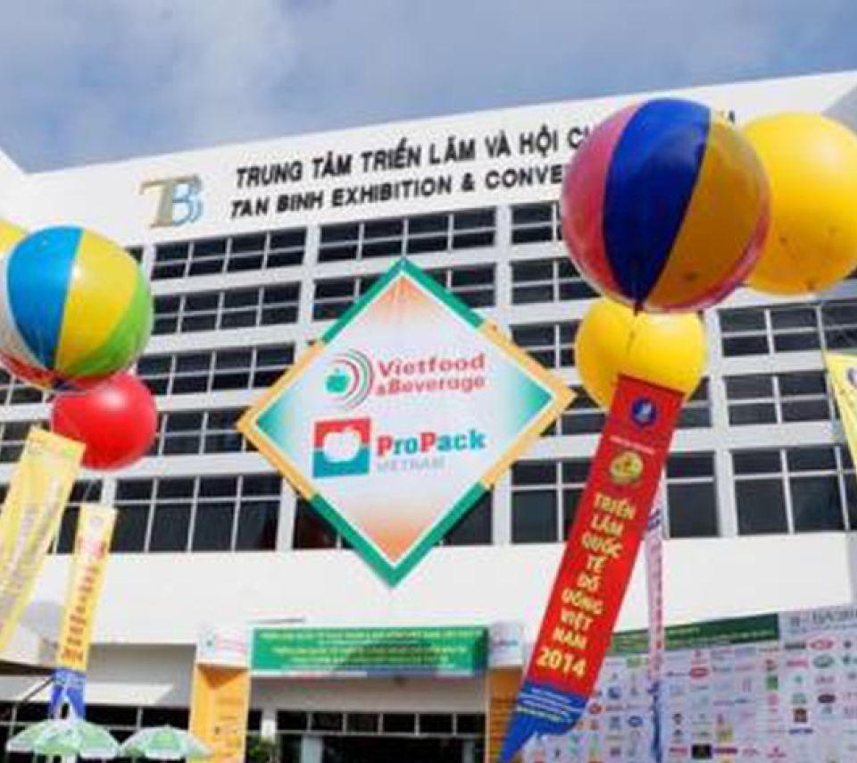 TRUNG TÂM TRIỂN LÃM VÀ HỘI CHỢ TÂN BÌNH (TBECC) - 446 - 448 Hoàng Văn Thụ, Phường 4, Tân Bình, Hồ Chí Minh
