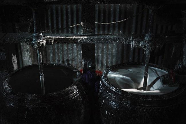 Nghề làm bột gạo truyền thống trên 100 năm tuổi tại xã Tân Phú Đông, Đồng Tháp